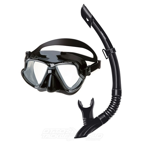 Mares Wahoo Combo Set Black