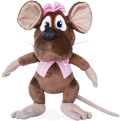 IFISH Tackle Rat Plush Toy Pin