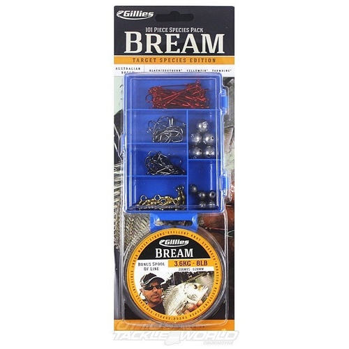 Bream Species Tackle Pack