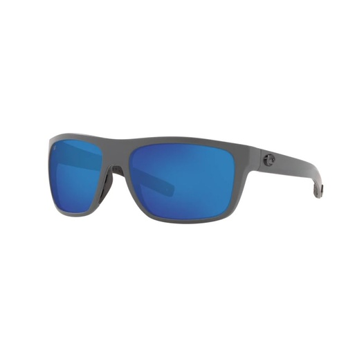 Costa Del Mar Broadbill Matte Gray Blue Mirror