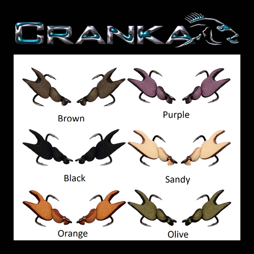 Cranka Crab Replacement Claws
