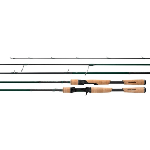 Daiwa TD Commander 2019 Baitcasting Fishing Rod