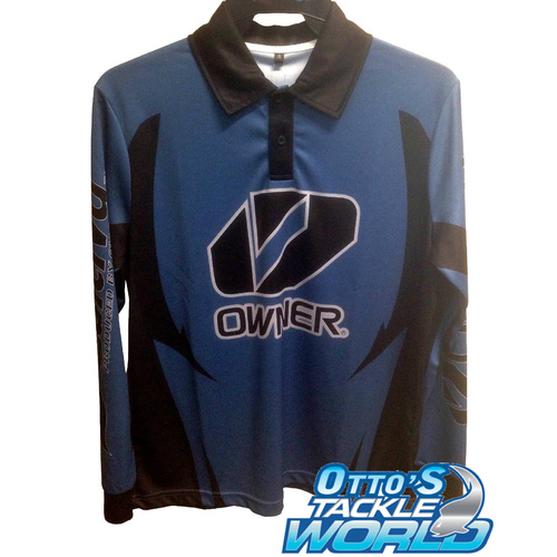 Owner Tournament Jersey Long Sleeve Fishing Shirt
