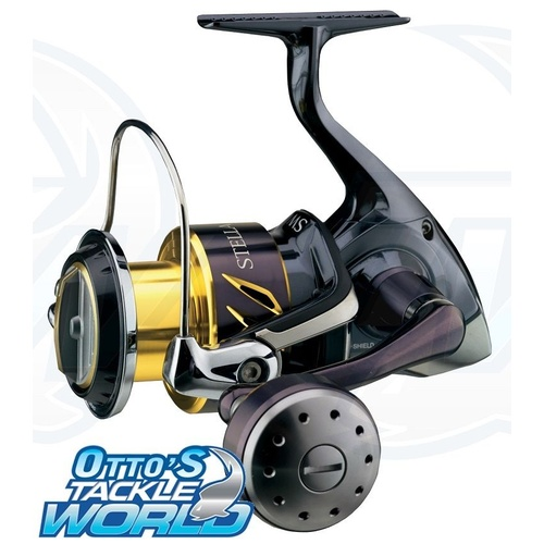 Shimano Stella SW 5000 PG Spinning Fishing Reel