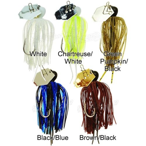ZMan ChatterBait Mini 1/4oz Fishing Lures