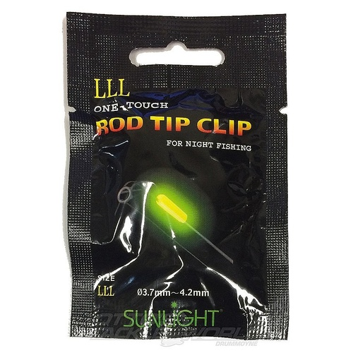 One-Touch Rod Tip Clip