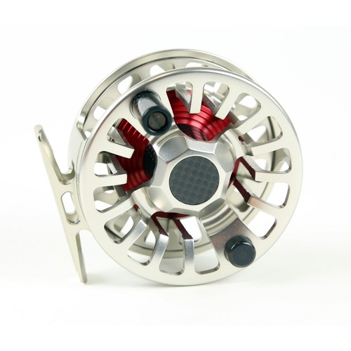 Ross F1 Nickel Silver Fly Fishing Reel