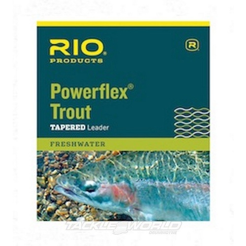 RIO Powerflex Trout Leader 12'