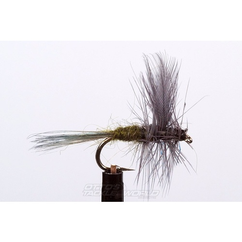 EJ Todd Dry Flies Size 8