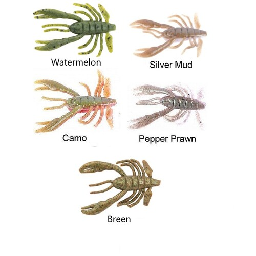 Berkley Gulp Crabby Soft Plastic Fishing Lure