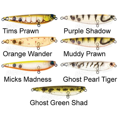 Atomic Hardz K9 Walker 60 Fishing Lure