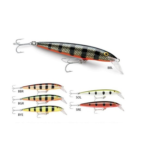 **CLEARANCE** Rapala Shallow Magnum 14cm Shallow Diving Hardbody Minnow