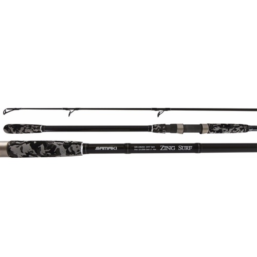 Samaki Zing Generation II Surf Rods