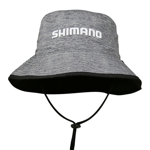 Shimano Bucket Hat - Dark Wash Fleck Print