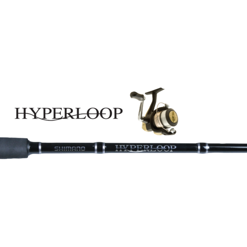 General Purpose Medium Shimano Hyperloop 6' Boat Combo