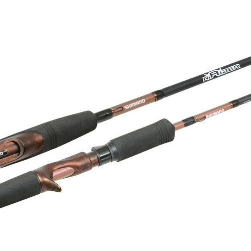 Shimano Raider Spinning Fishing Travel Rods