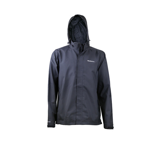 Shimano Mens Softshell Black Jacket