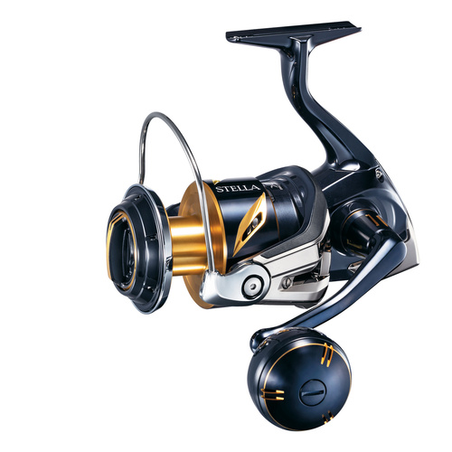 Shimano Stella 8000 HG SWC 2019 Spinning Fishing Reel