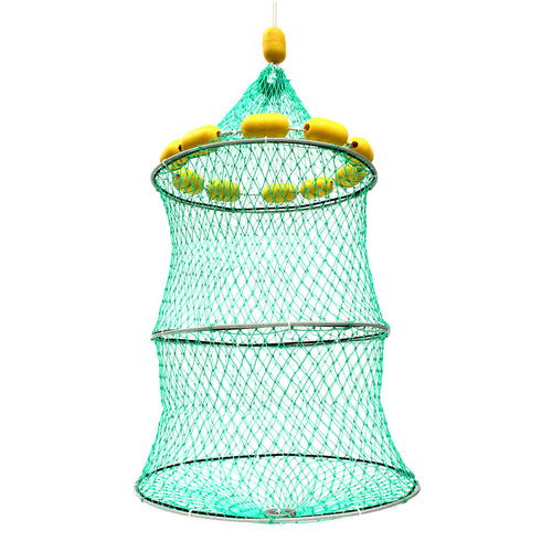 Viva Mesh Collapsible Floating Live Bait/Keeper Net