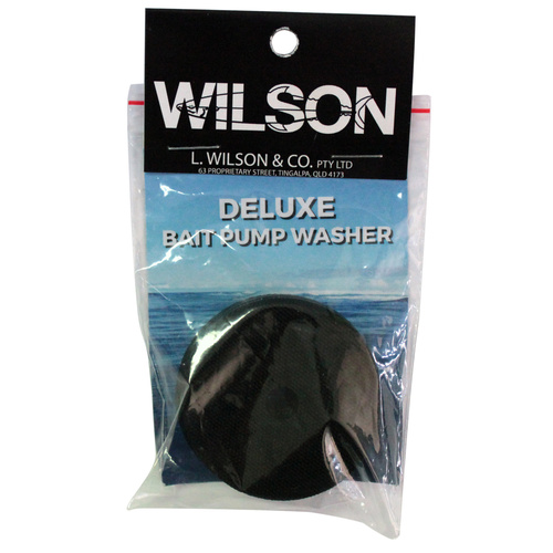 Wilson Deluxe Plunger Washer Rubber 2""