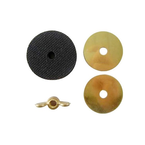 """Wilson Deluxe Plunger Washer Rubber 2/"""" NEW @ Otto/'s Tackle World"""
